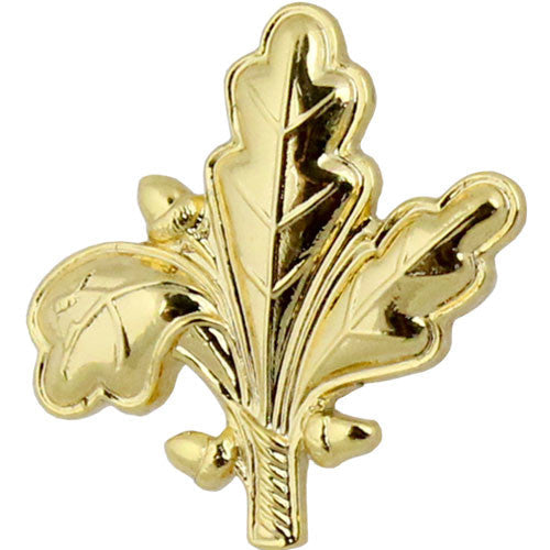 Navy Supply Corps Collar Device - Gold