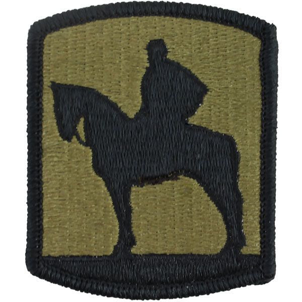 116th Infantry Brigade Combat Team MultiCam (OCP) Patch
