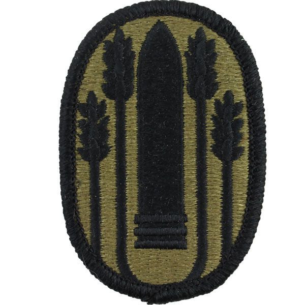 196th Maneuver Enhancement Brigade MultiCam (OCP) Patch