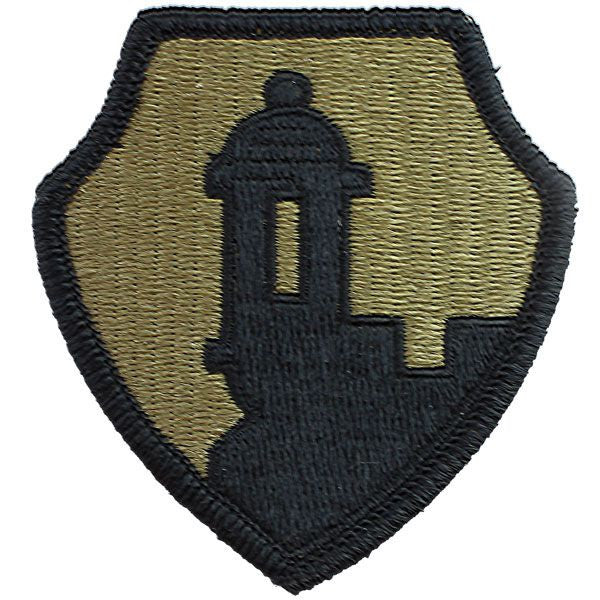 65th Reserve Command MultiCam (OCP) Patch