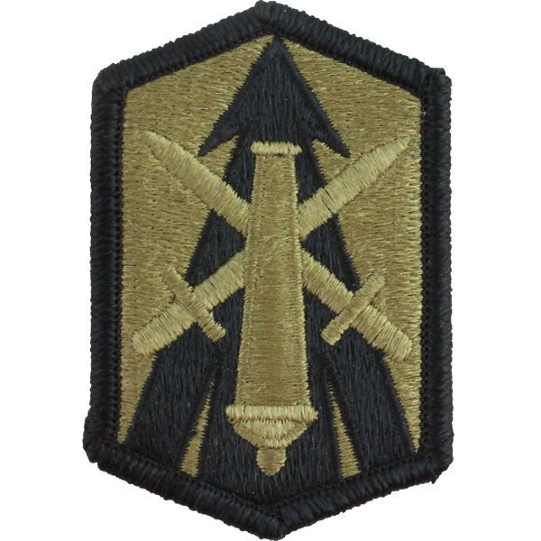 214th Fires Brigade MultiCam (OCP) Patch