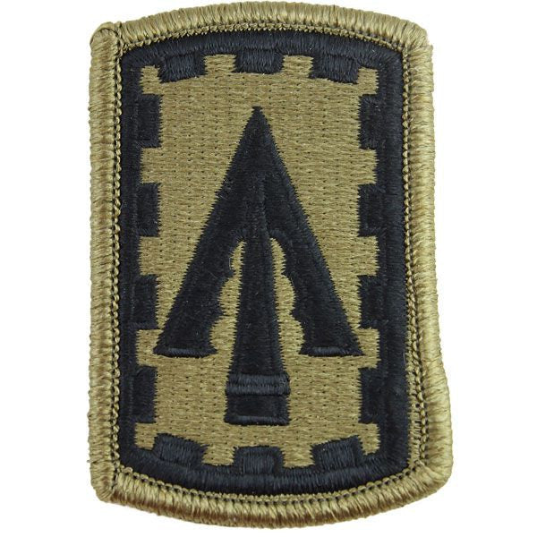 108th ADA (Air Defense Artillery) MultiCam (OCP) Patch