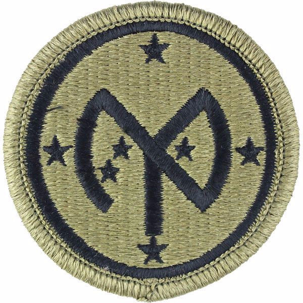 27th Infantry Brigade Combat Team MultiCam (OCP) Patch