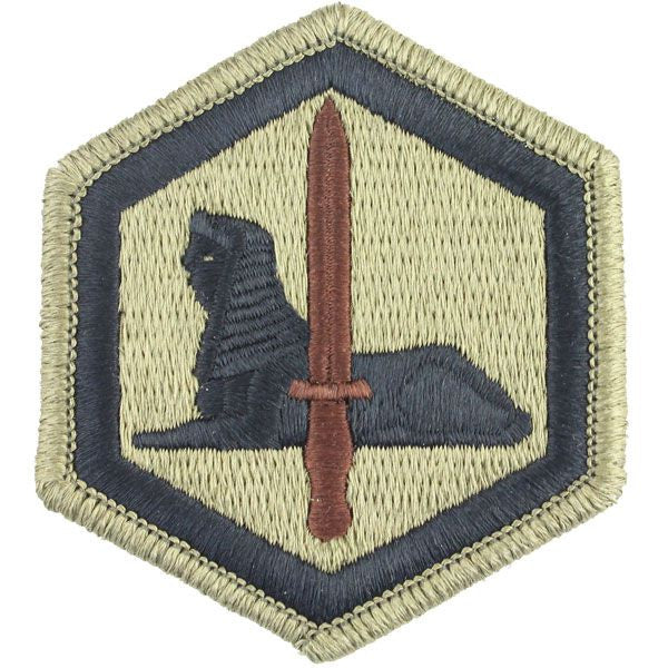 66th Military Intelligence Brigade MultiCam (OCP) Patches