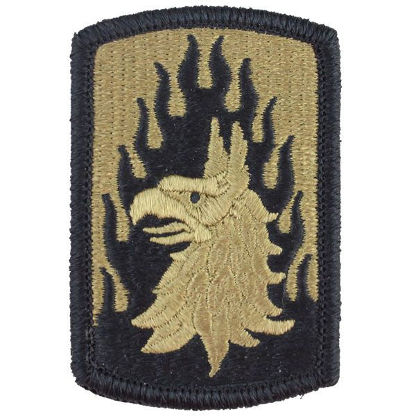 12th Aviation Brigade MultiCam (OCP) Patch