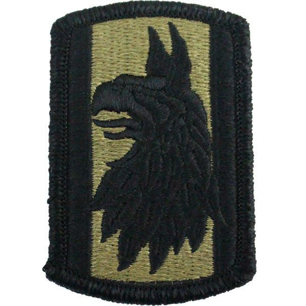 470th Military Intelligence Brigade MultiCam (OCP) Patch