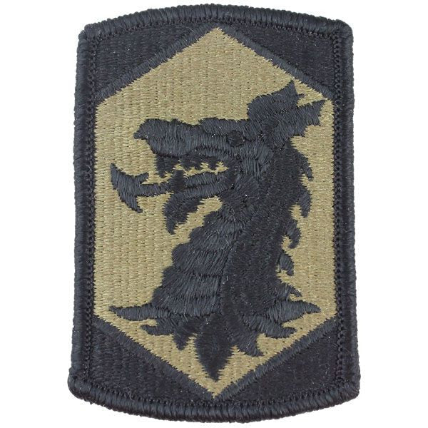404th Maneuver Enhancement Brigade MultiCam (OCP) Patch