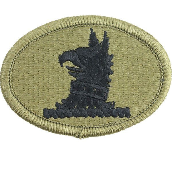 Delaware National Guard MultiCam (OCP) Patch