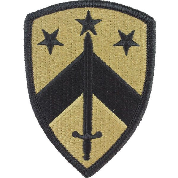 230th Sustainment Brigade MultiCam (OCP) Patch