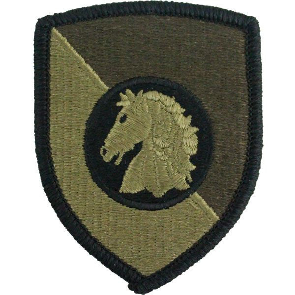 300th Sustainment Brigade MultiCam (OCP) Patch