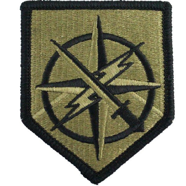 648th Maneuver Enhancement Brigade MultiCam (OCP) Patch