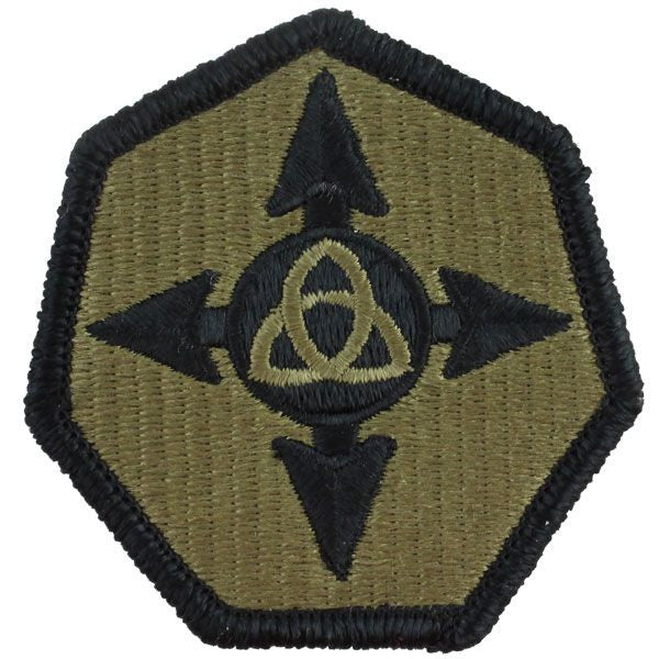 364th Sustainment Command MultiCam (OCP) Patch