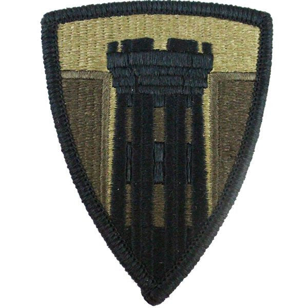 176th Engineer Brigade MultiCam (OCP) Patch