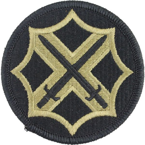 142nd Battlefield Surveillance Brigade MultiCam (OCP) Patch