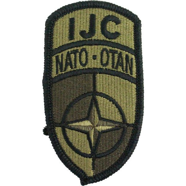 USA Element Headquarters - ISAF Joint Command MultiCam (OCP) Patch
