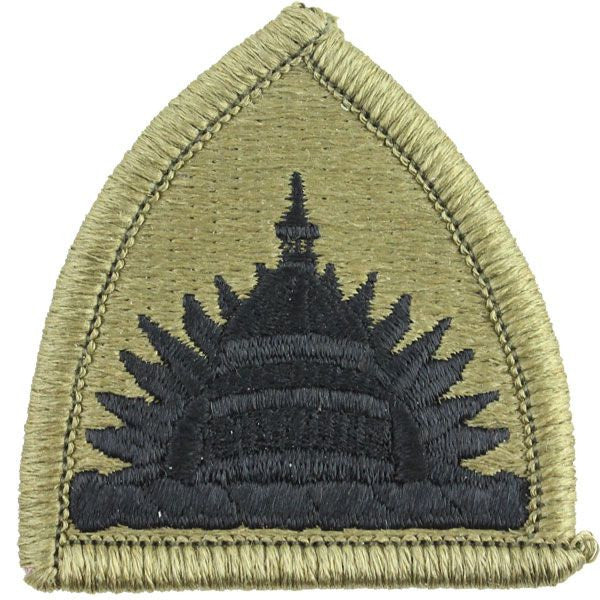 District of Columbia Army National Guard MultiCam (OCP) Patch