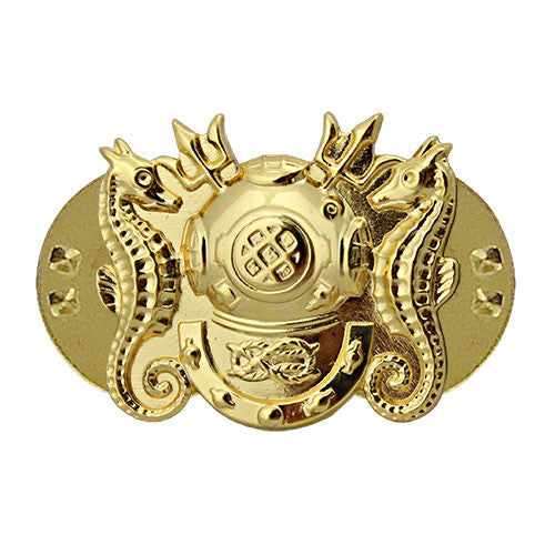 Navy Diving Officer Collar Device