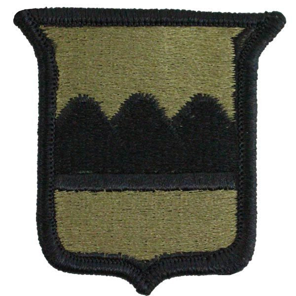 80th Infantry Division Multicam (OCP) Patch