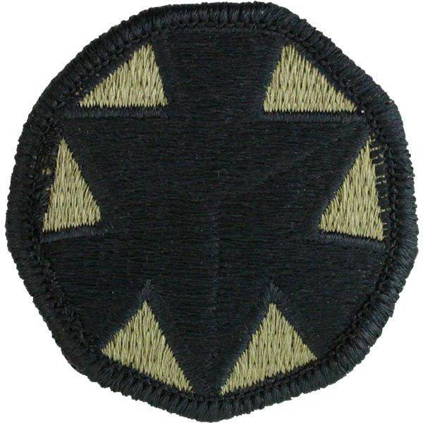 National Training Center Multicam (OCP) Patch