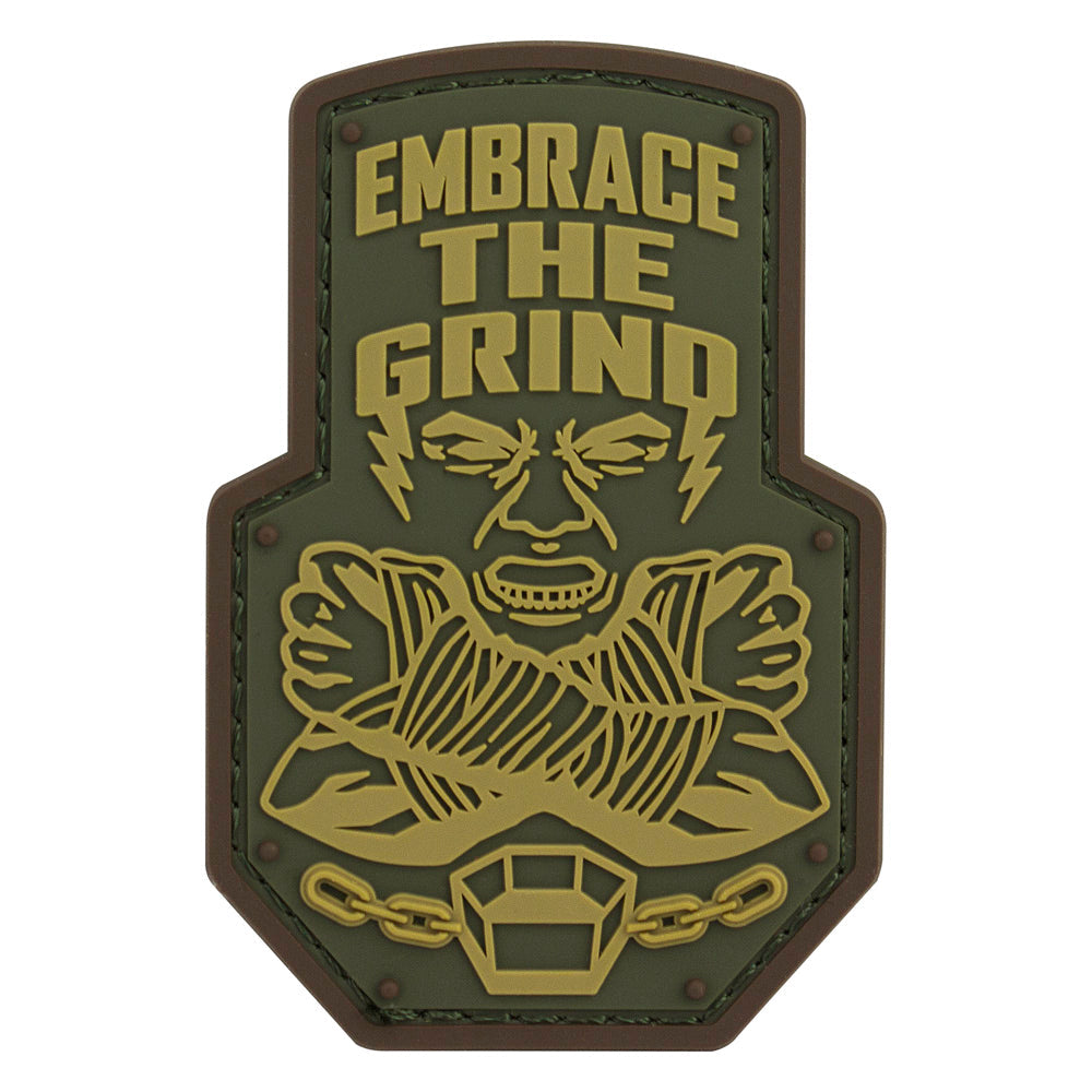 Embrace the Grind PVC Patch