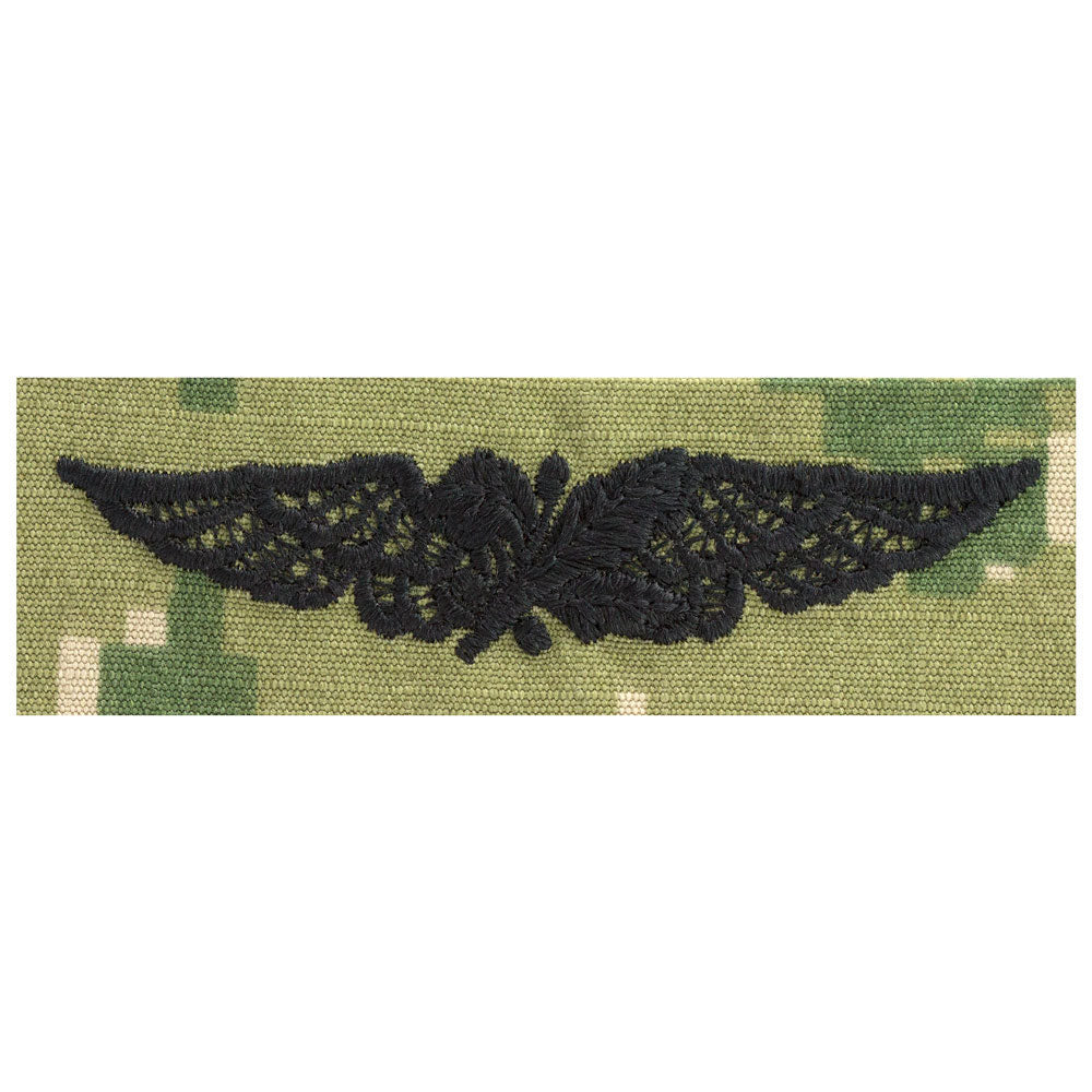 US Navy Embroidered Badge - Aviation Supply