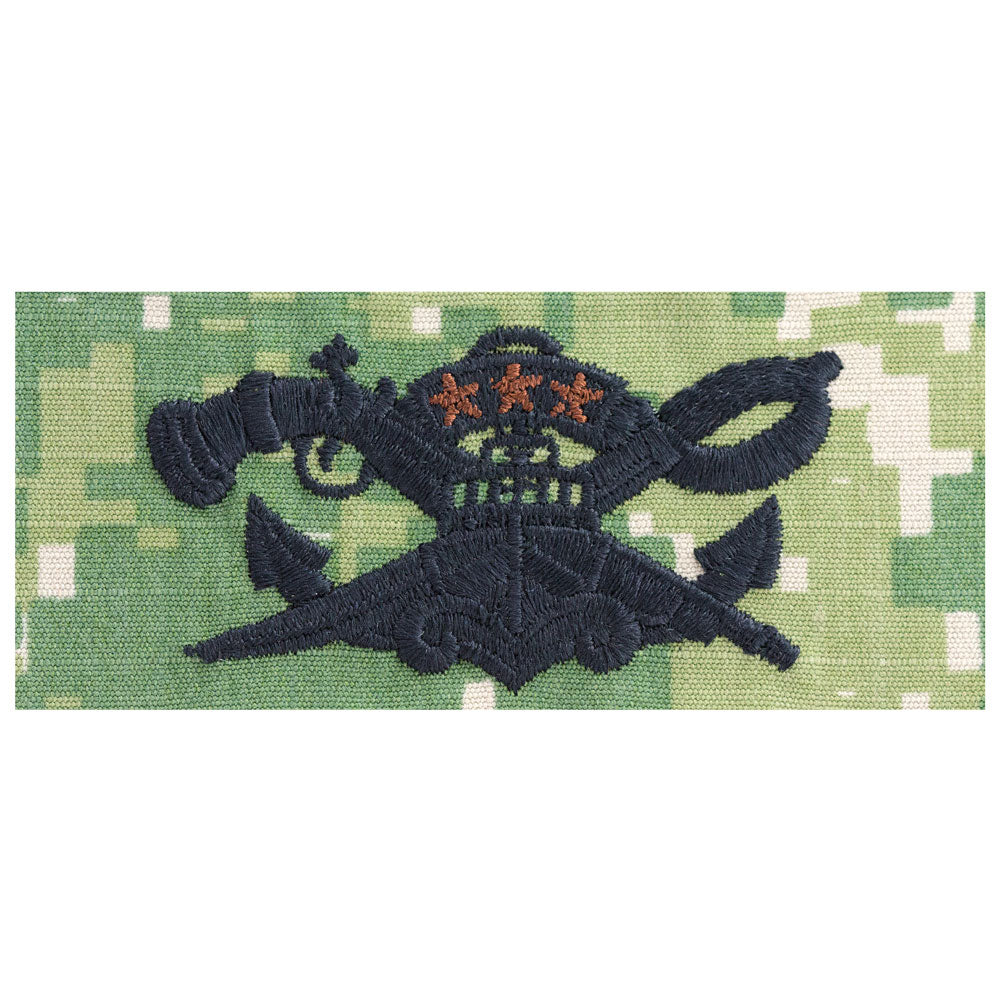 US Navy Embroidered Badge - SWCC Master