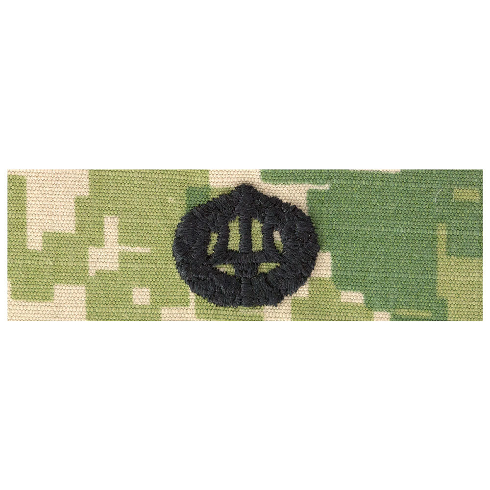 US Navy Embroidered Badge - Command Ashore