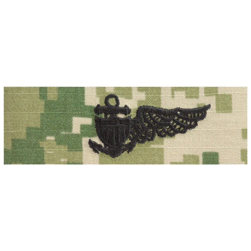 US Navy Embroidered Badge - Balloon Pilot