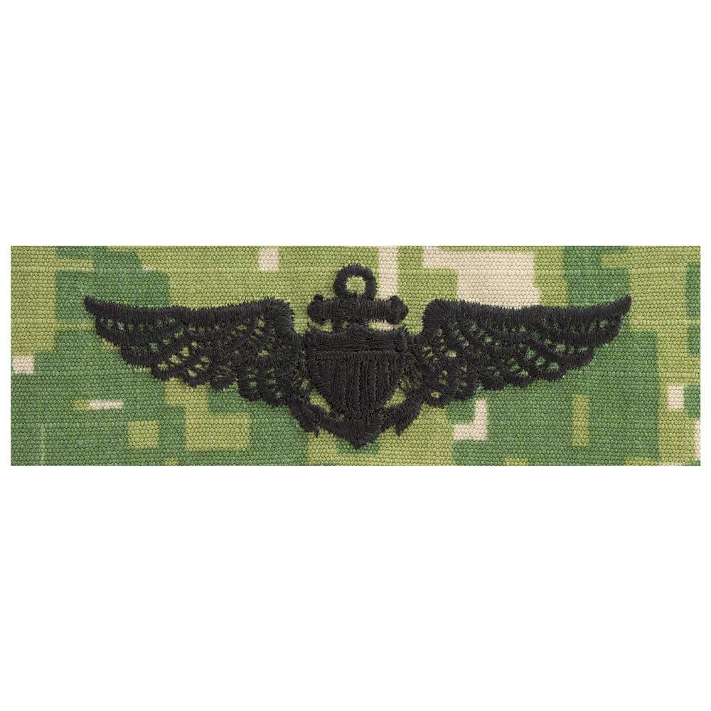 US Navy Embroidered Badge - Aviator