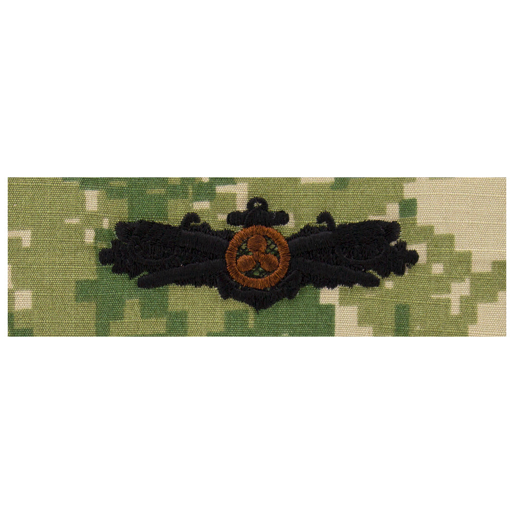 US Navy Embroidered Badge - Engineering Duty Officer