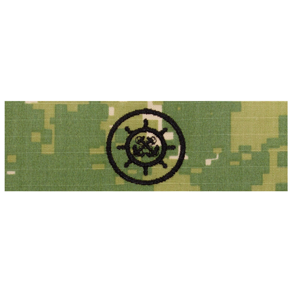 US Navy Embroidered Badge - Craftmaster