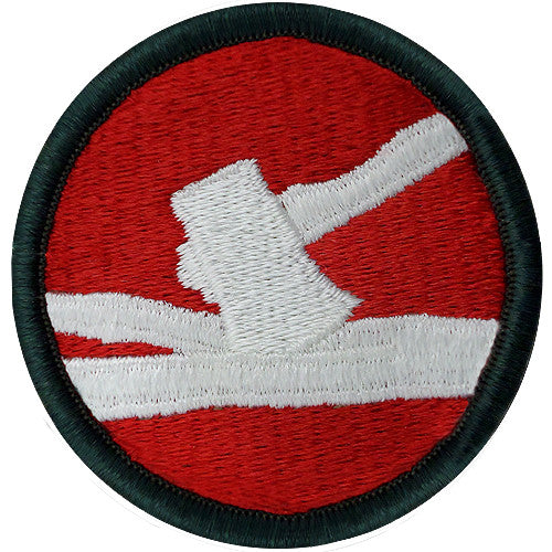 84th Infantry Division Class A Patch