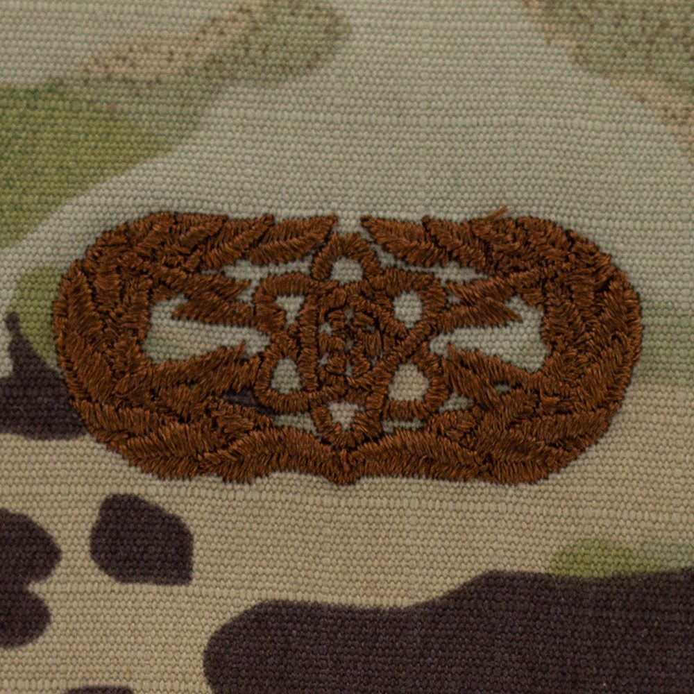 Air Force Scientific Application Specialist Badges Embroidered - OCP