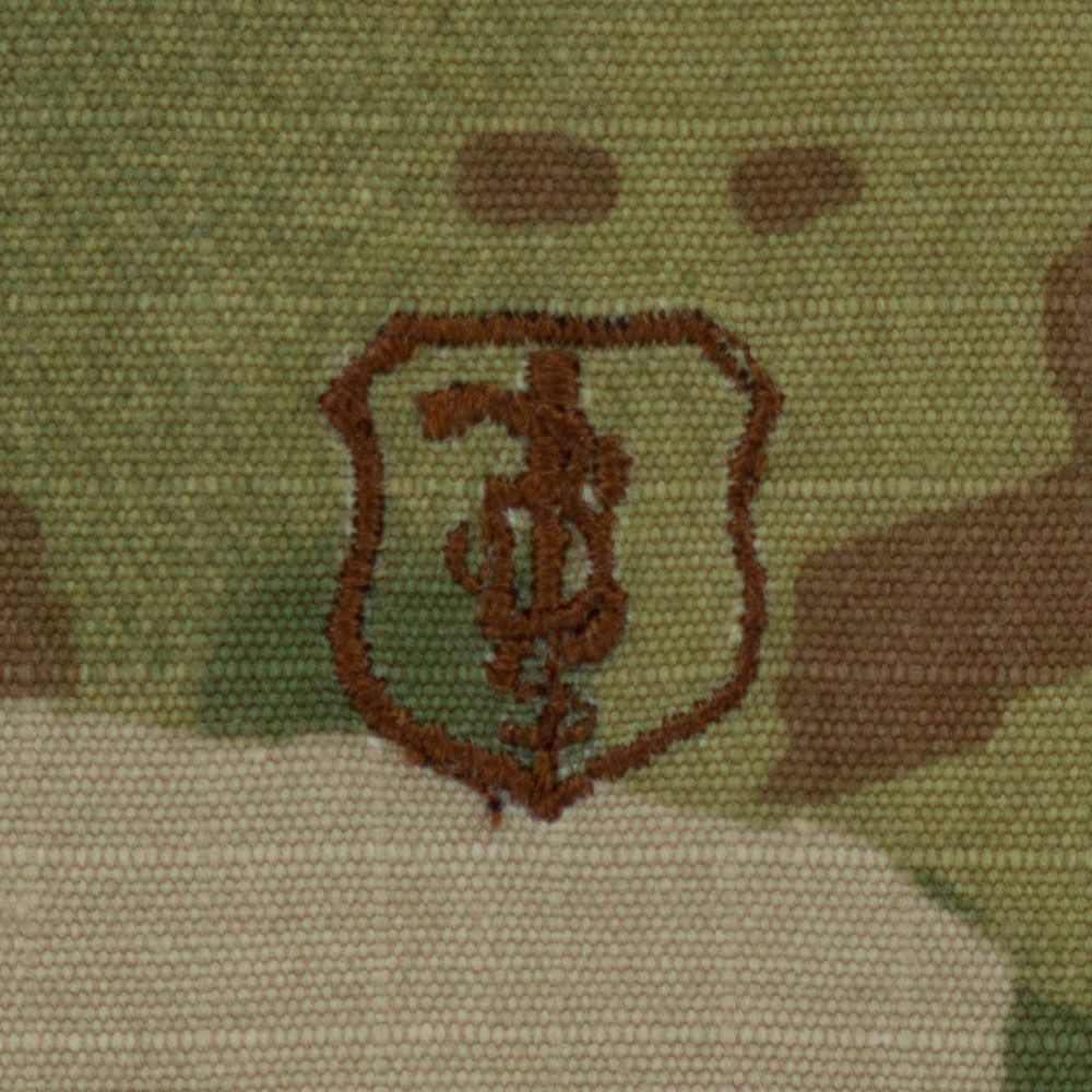 Air Force Dentist Badges Embroidered - OCP