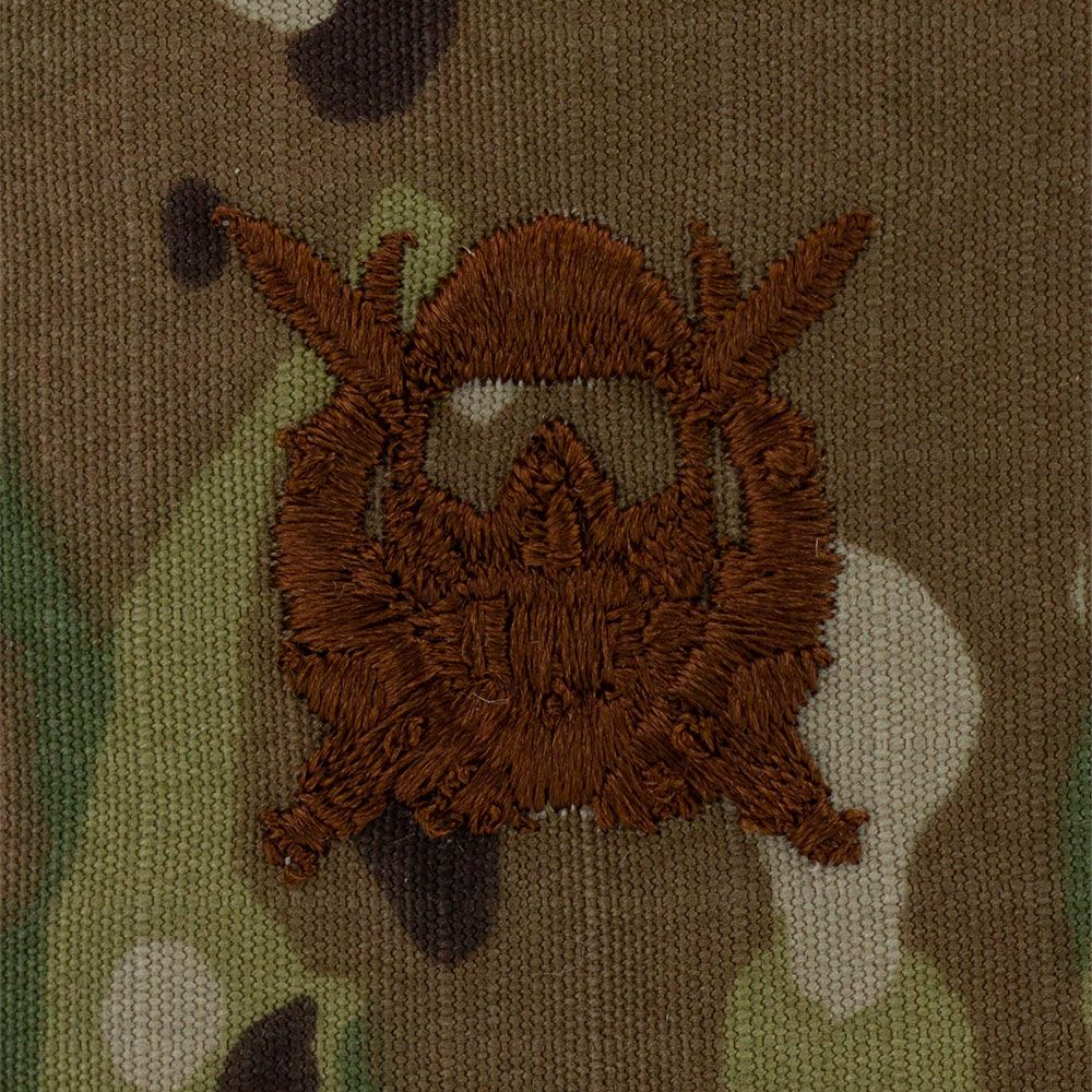 Air Force Special Operations Diver Badges Embroidered - OCP
