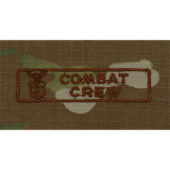 Air Force Combat Crew Badge Embroidered - OCP