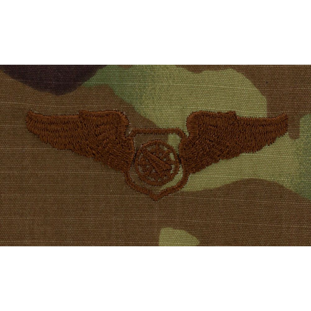 Air Force Air Battle Manager Badges Embroidered - OCP