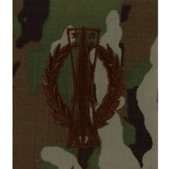 Air Force Missile Operator Badges Embroidered - OCP