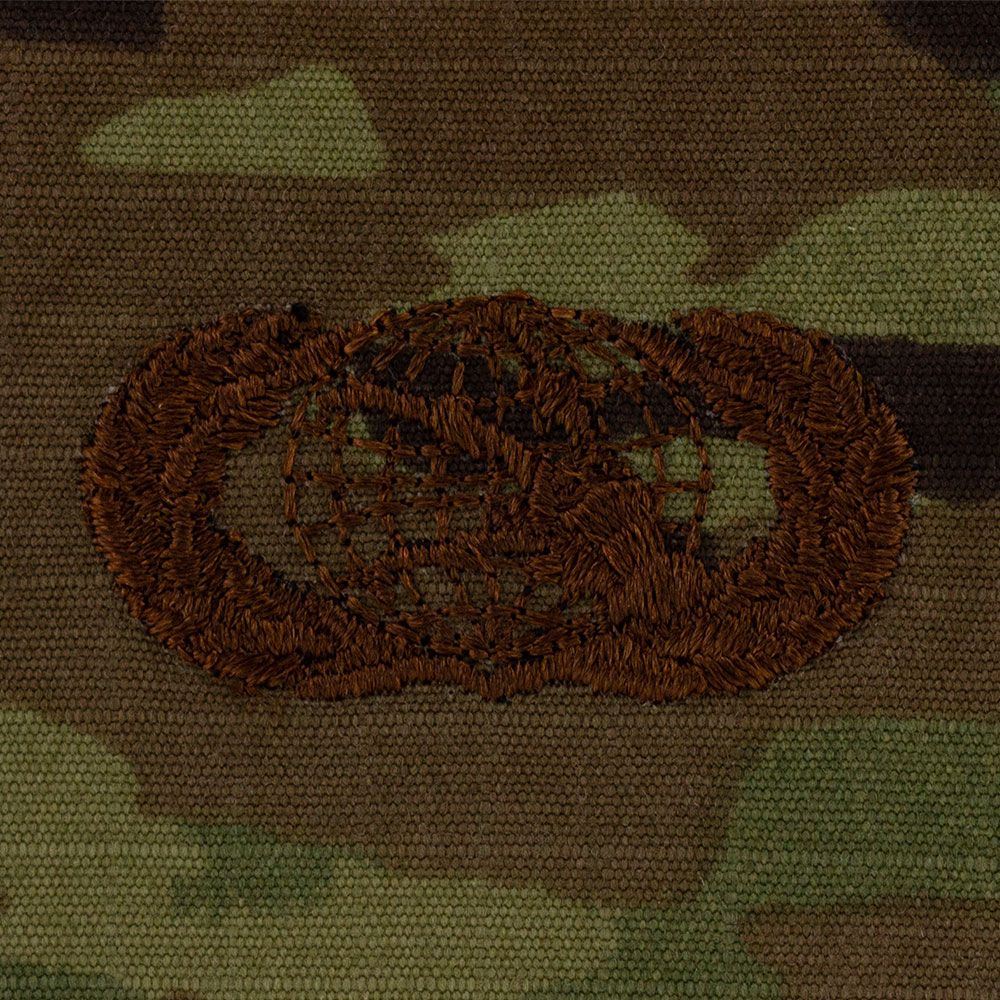 Air Force Communication & Information Badges Embroidered - OCP