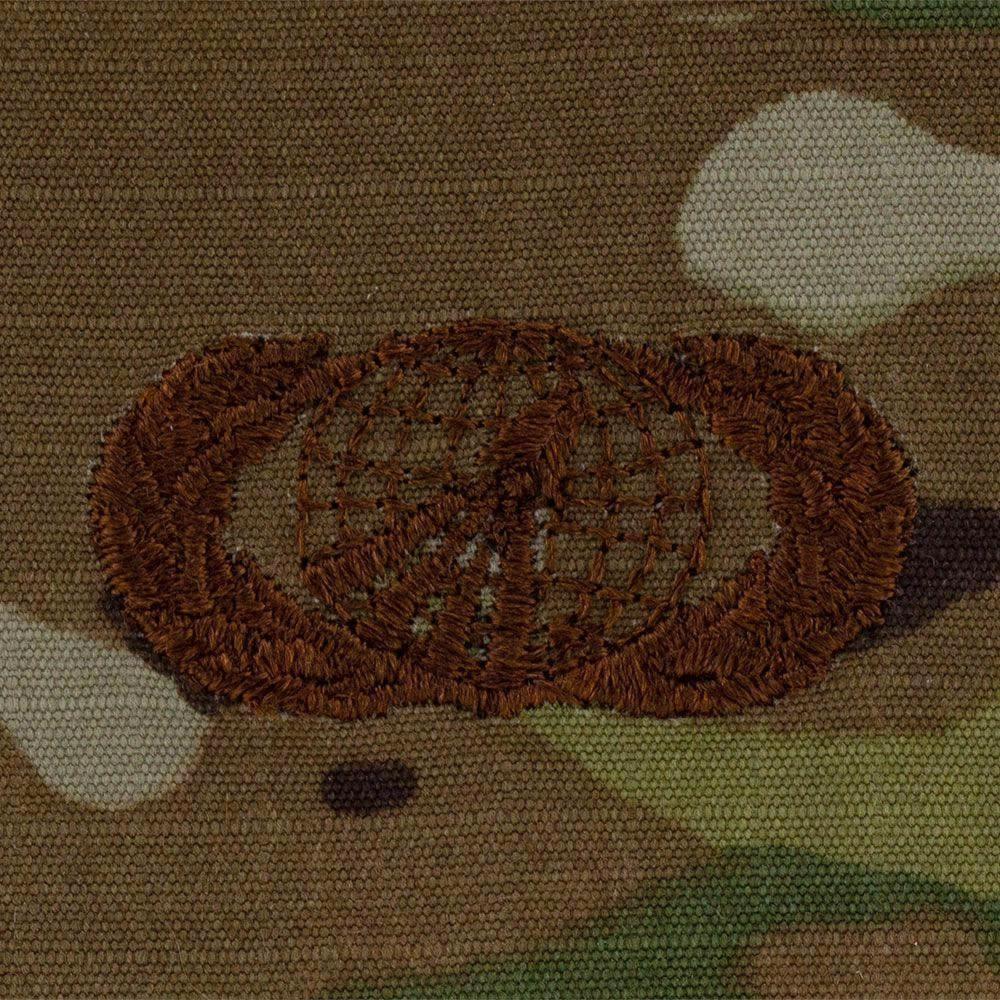 Air Force Acquisition Badges Embroidered - OCP