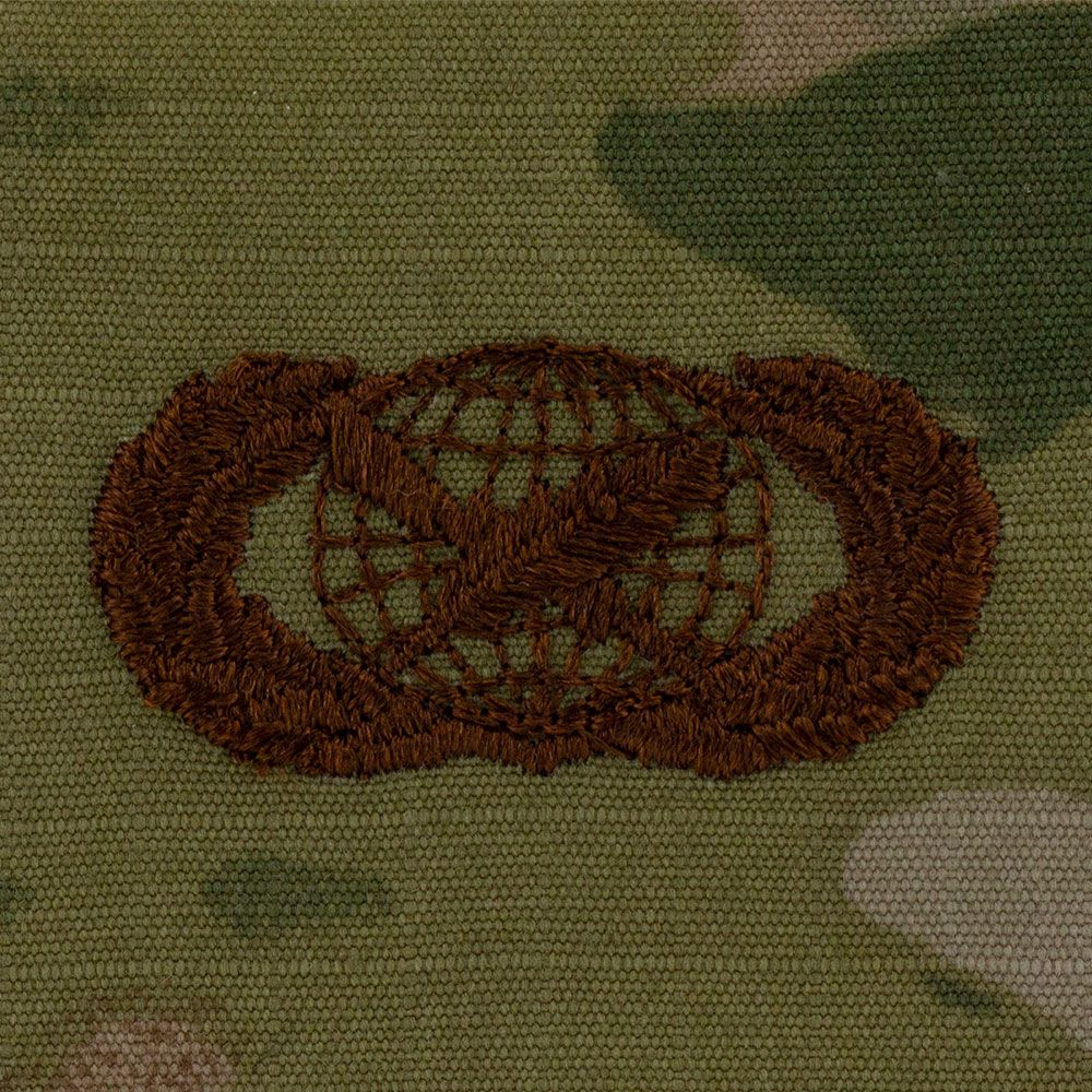 Air Force Public Affairs Badges Embroidered - OCP