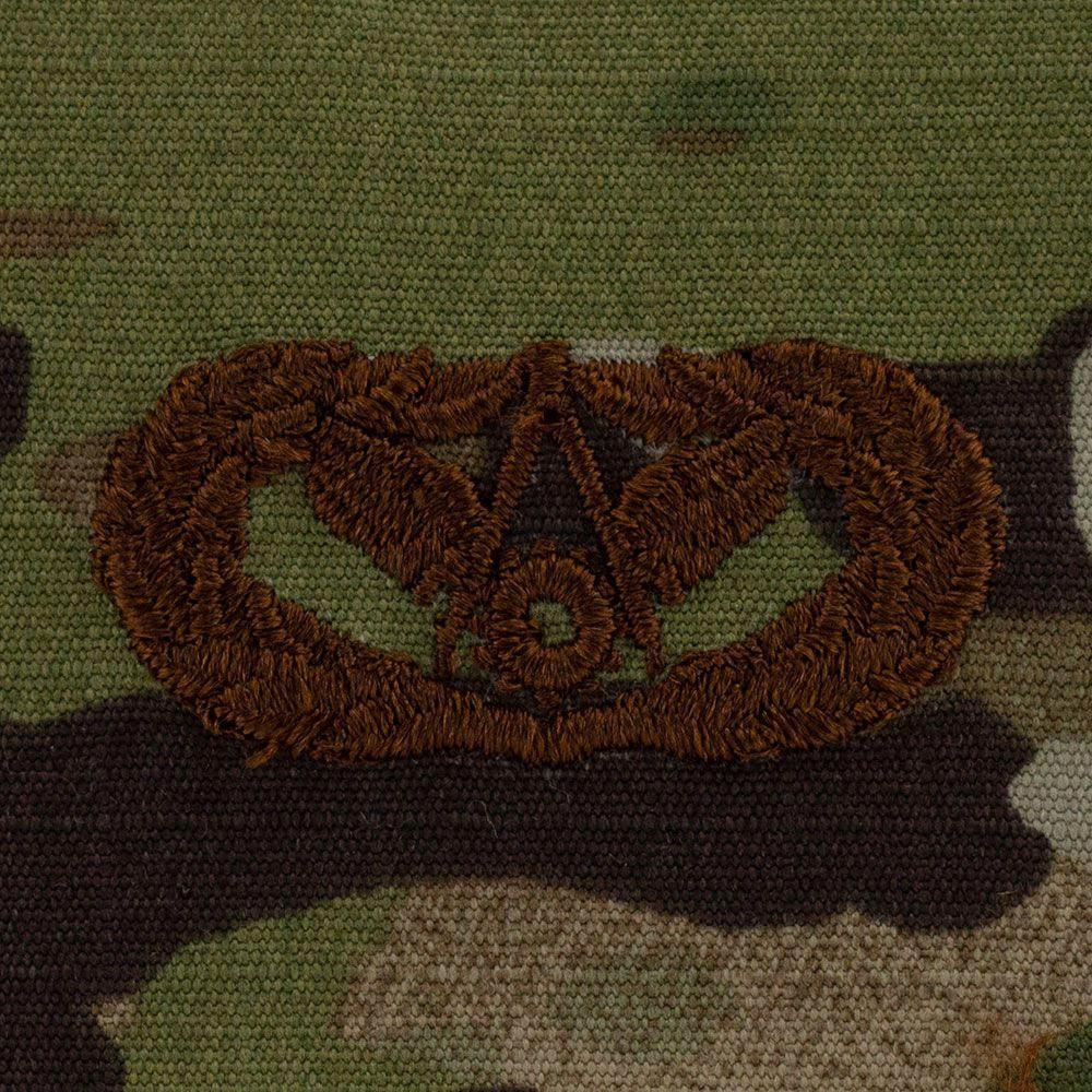 Air Force Civil Engineer Badges Embroidered - OCP