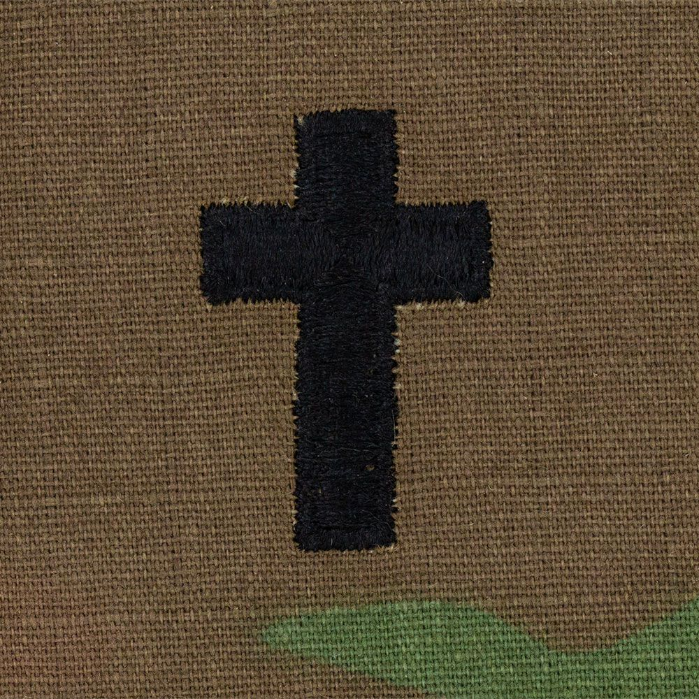Christian Chaplain Branch Insignia Sew On
