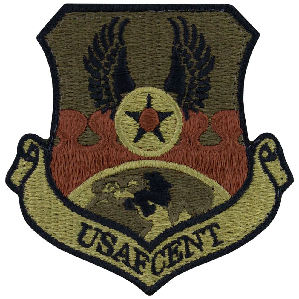 Air Force Central USAFCENT OCP Patch