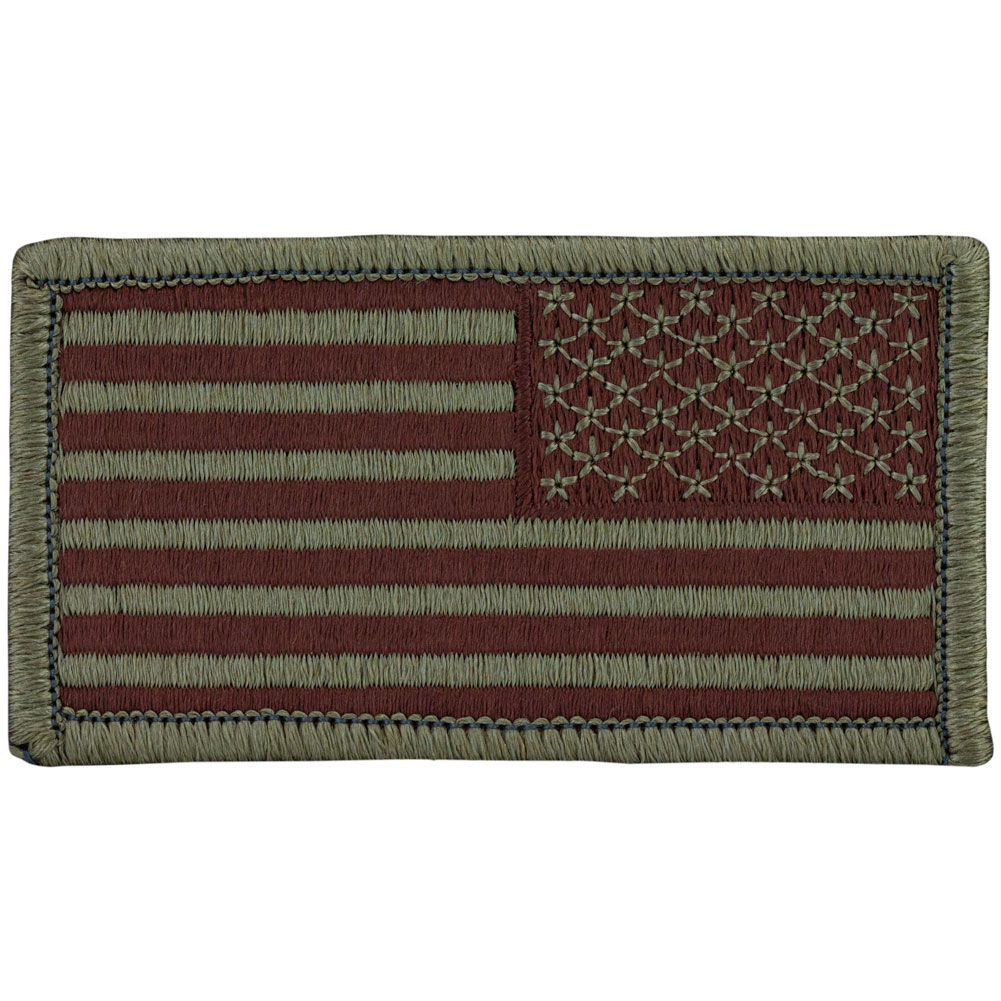 Air Force OCP U.S. Flag - Reverse