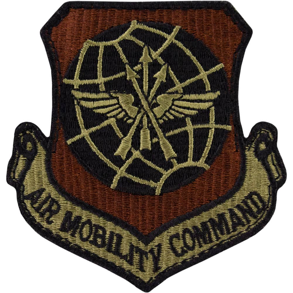 Air Mobility Command OCP Patch