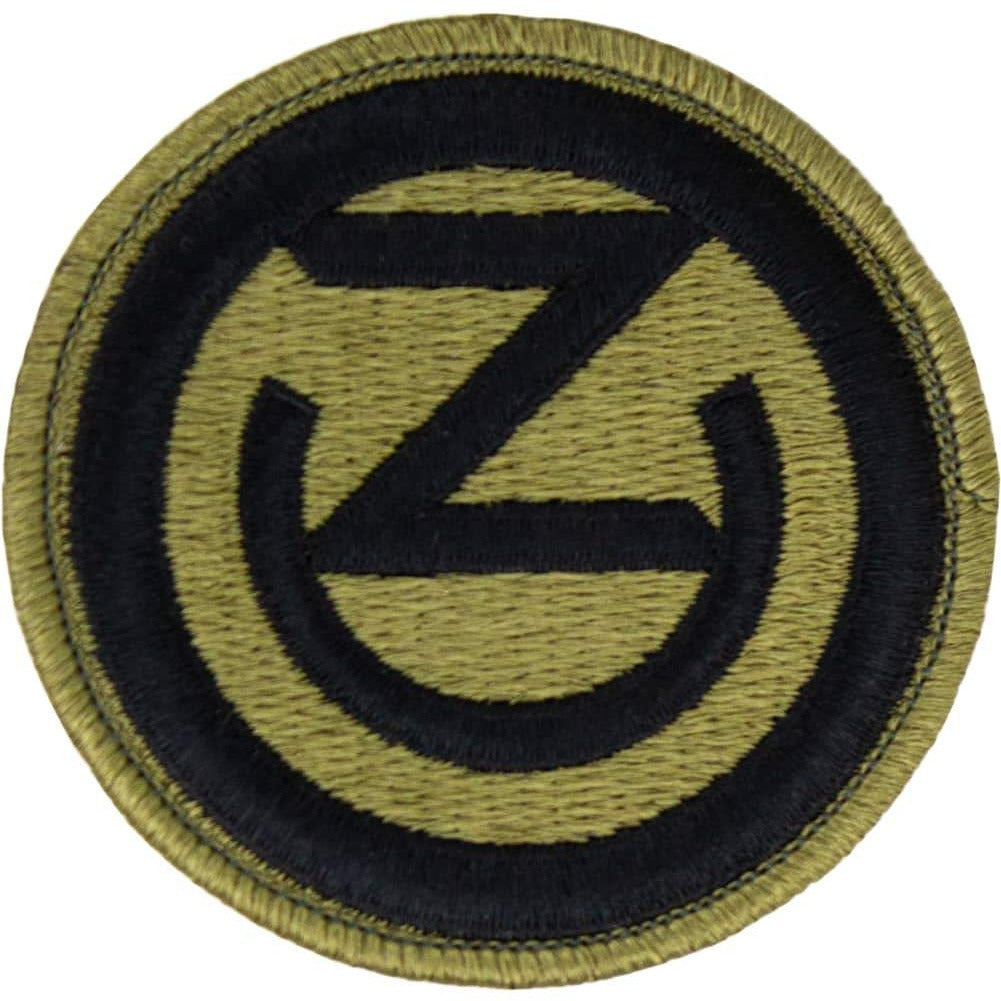 102nd Army Reserve Command OCP/Scorpion Patch