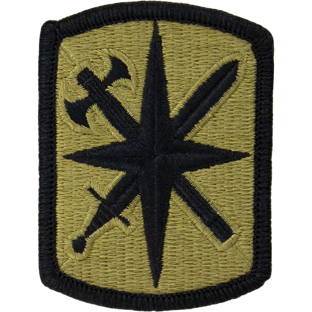 14th Military Police OCP/Scorpion Patch