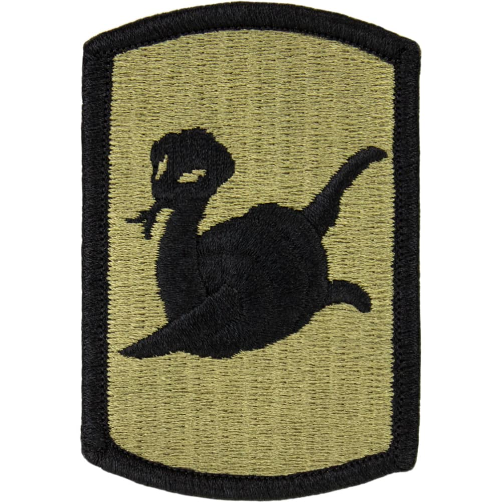 153rd Field Artillery Brigade OCP/Scorpion Patch