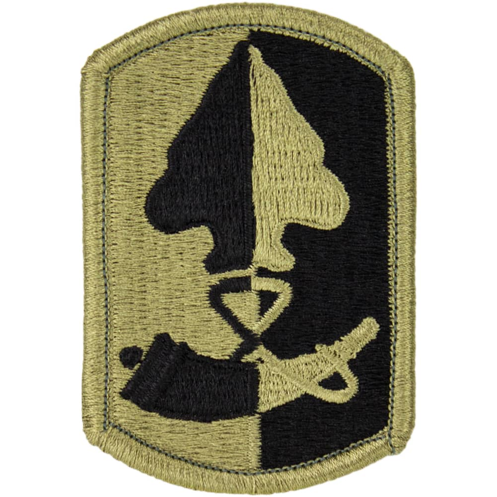 187th Infantry Brigade OCP/Scorpion Patch